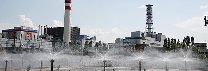 Курская АЭС общий вид (4)